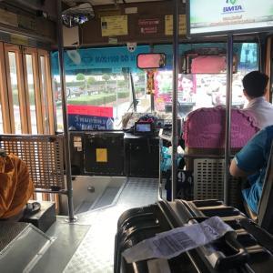 タイ バンコクに到着しました!!