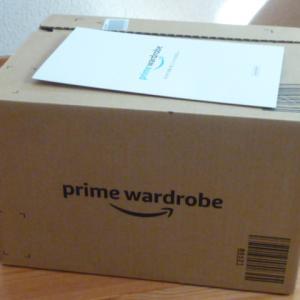 Amazon プライム・ワードロープを使ってみた