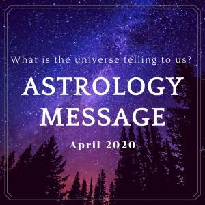 4月のお星さまスケジュール