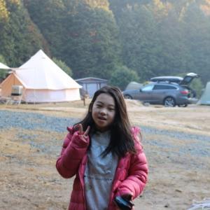 「森のひととき」キャンプリゾート 2日め