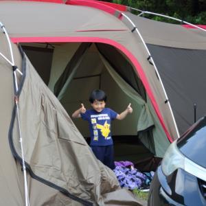 和歌山県串本キャンプ その1