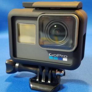 GoPro Hero5/6用全天候対応充電ケーブル