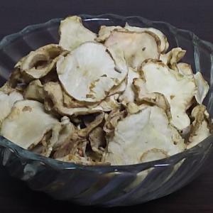 菊芋チップス 食べ方