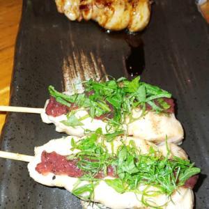 奈良でも美味しい焼き鳥屋見つけた〰️❤️