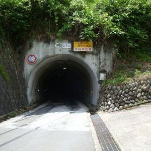トンネルを抜けるとそこは「井仁の棚田」だった。