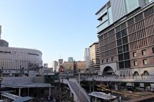 阪神電車 阪急電鉄 大阪梅田駅