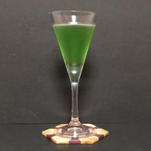 緑茶(ソイ・アーラ)カクテル
