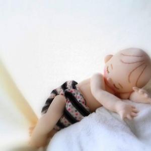 とにかく可愛い♪ が愛されている理由 (新生児人形・ベビマ用人形)