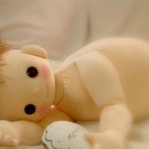サロン、お教室のレッスン&指導用に♬ 可愛いお顔の実物大人形