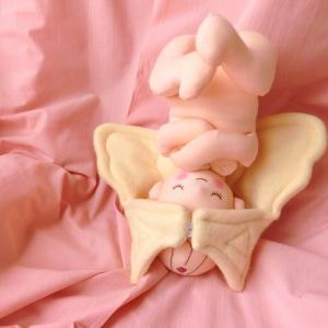 【助産指導用】リアル+可愛らしさの【骨盤+胎児人形A】