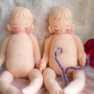 誕生直後の赤ちゃんの体温 実物大3000g新生児赤ちゃん人形