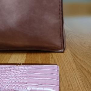 バッグとお財布