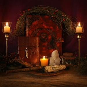 LEDキャンドルでマインドフルネス瞑想