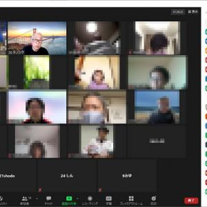 Zoom入門セミナーと交流会は19名の参加でした