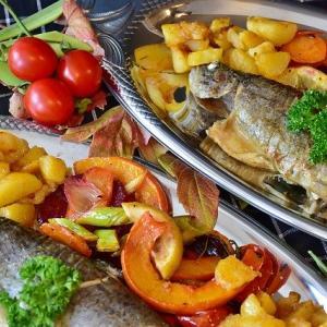 地中海食はがんの進行を抑制する