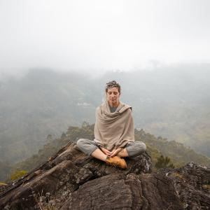 こんな時期だからこそ、がん患者も瞑想を