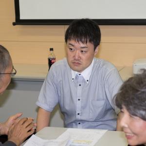8/31『膵臓がん患者と家族の集い』開催しました。