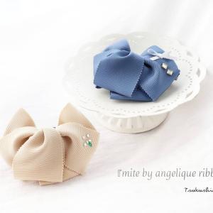 《mite(ミーテ) by angelique ribbon》大人可愛いリボンです♡