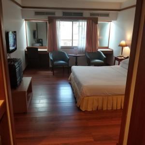 バンコクのホテル-11 シーロムシティホテル