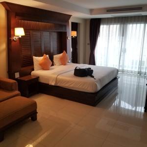 パタヤのホテル-6 オーガストスィーツホテル