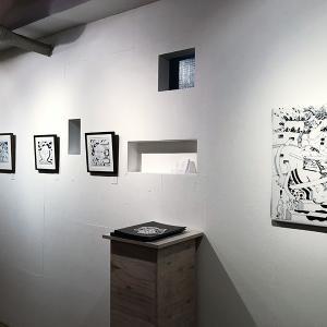 「前野めり刺繍展」レポート