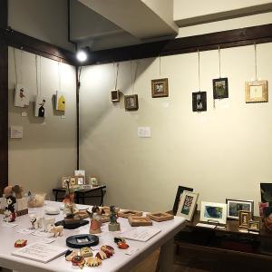 「art lab Melt Meri 小品展 - iti -」レポート