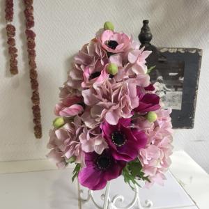 生花のように美しいプリザーブド&アートもパリスタイルで!
