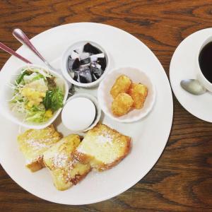【各務原市那加】数量限定フレンチトースト @AMUSE CAFE(あみゅ〜ずかふぇ