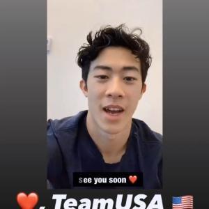 Team USAからメッセージだよ&World EX♪