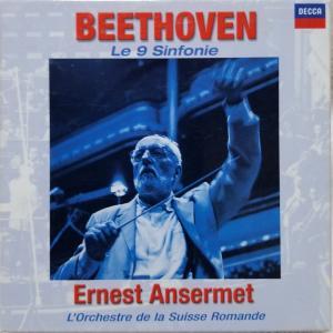 アンセルメ/ベートーヴェン:交響曲全集