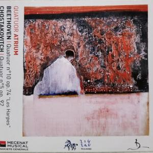 ショスターコーヴィチ:弦楽四重奏曲第5番
