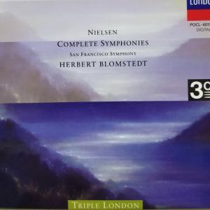 ニールセン:交響曲第5番&第6番/ブロムシュテット