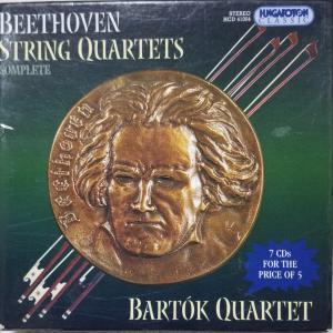 ベートーヴェン:弦楽四重奏曲第15番&大フーガ/バルトーク四重奏団