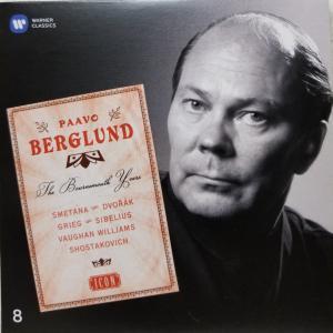 ヴォーン・ウィリアムズ:交響曲第4番/ベルグルンド