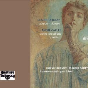 ドビュッシー&ラヴェル:弦楽四重奏曲/ドビュッシー四重奏団