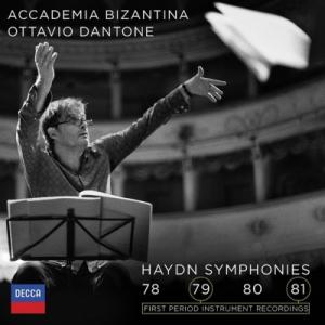 ハイドン:交響曲第78番/オッターヴィオ・ダントーネ