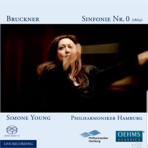 ブルックナー:交響曲第0番/シモーネ・ヤング