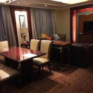 Radisson Blu Hotel Shanghai New World 前編