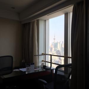 Radisson Blu Hotel Shanghai New World 後編