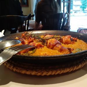 La Panza Restaurante Español Arrocería