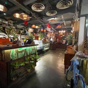 とてつもなく果てにある、とてつもなく素敵なヴィンテージカフェ♡