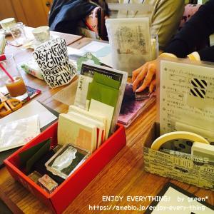 【参加レポート】 STAMPIN' FLAG京浜東北線支部会 11月