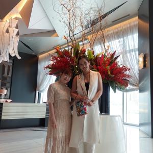 結婚2周年♡高級ホテルで過ごす素敵な記念日