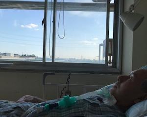 今回のレスパイト入院