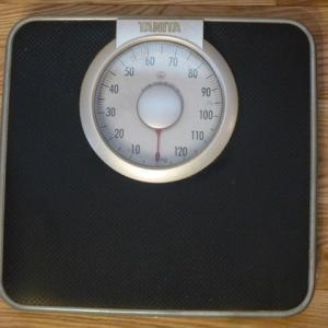 タニタ アナログヘルスメーター(体重計)