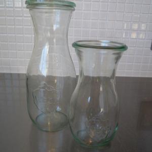 WECK(ウェック)juice jar