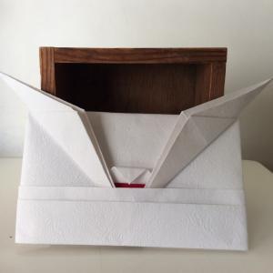 今年初『折形教室』