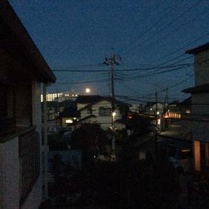 満月のハロウィン
