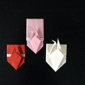 十一月の折形教室