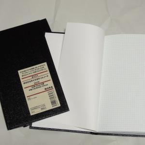 無印良品「紙クロス 手のひらサイズポケットノート」(無印野帳)復活